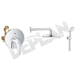 Комплект за баня 3 в 1 – Eurosmart дизайн