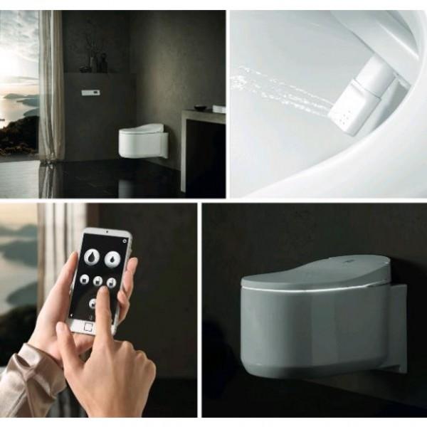 Тоалетна чиния със СПА функции – Sensia Arena (GROHE)