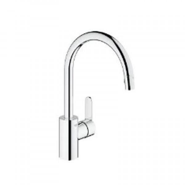 Смесител за кухненска мивка с изтеглящ се душ – Eurosmart Cosmopolitan