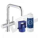 Кухненски смесител с филтър система – Grohe Blue Pure