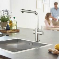 Кухненски смесител с филтър система – Grohe Blue Home