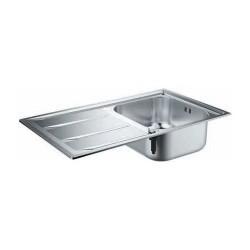 Кухненска мивка с плот от неръждаема стомана – K400 Grohe