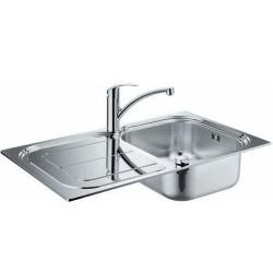 Комплект мивка за кухня и смесител K300 модул Eurosmart