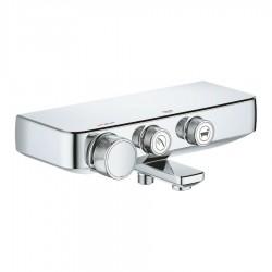 Душ гарнитура с термостатен смесител Grohtherm Smart Control