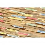 Плочки за облицовка от тропическо дърво TW-2030
